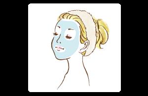 ディオーネの顔の脱毛範囲