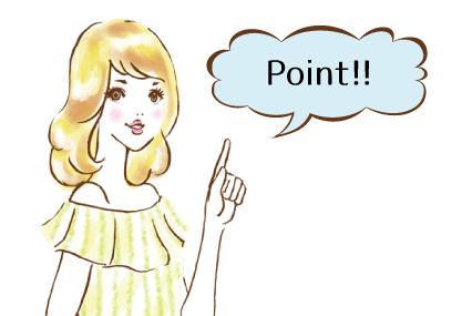 黄色い女の子「Point」